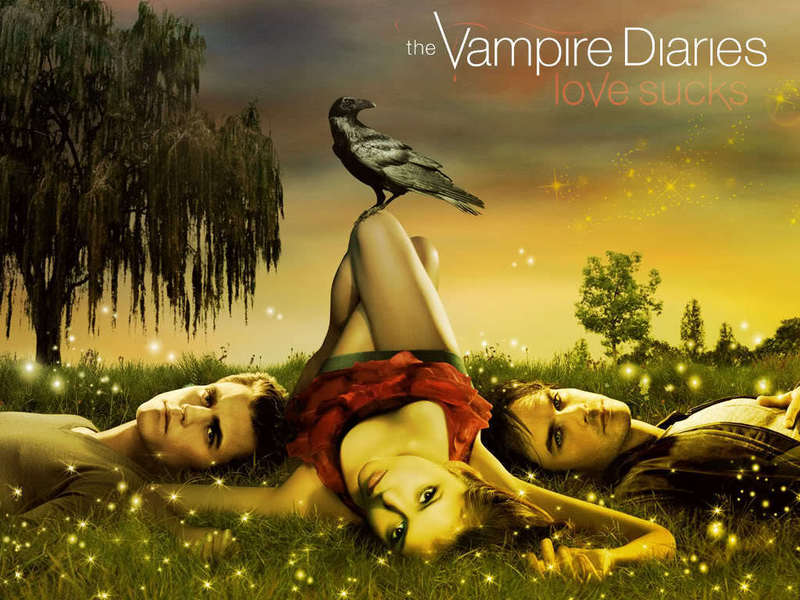 vampires wallpapers. wallpapers vampires.