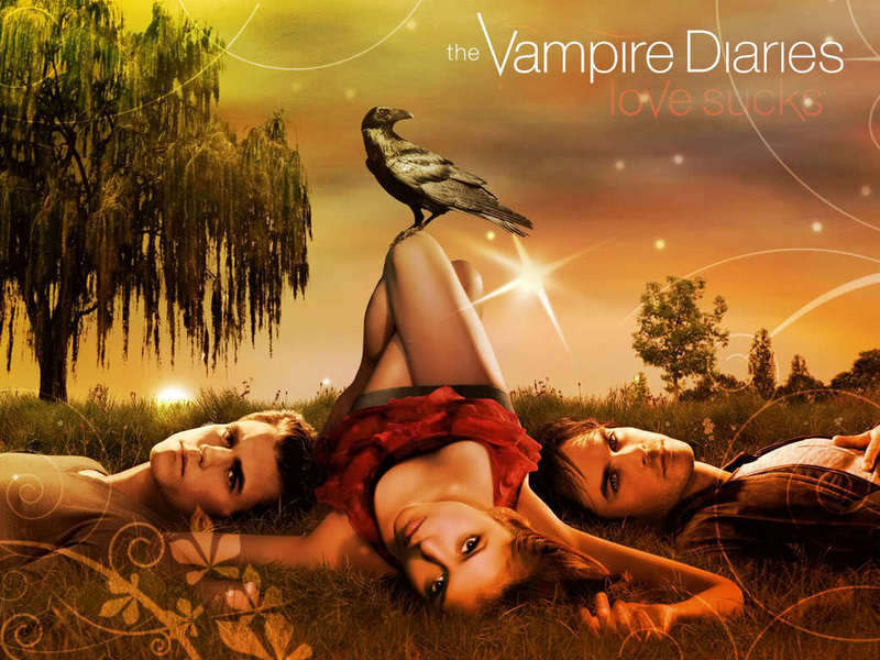 wallpapers vampire. TVD Wallpapers - The Vampire