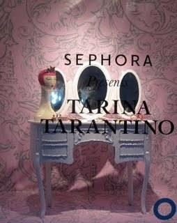 Tarina Tarantino Unveils Her New Collection at Sephora