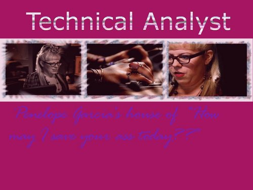 Technical Analyst