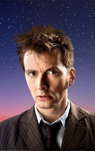 The 10th Doctor in The End of Time