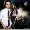 The Agents Fiancée Cover Art - twilight-series fan art