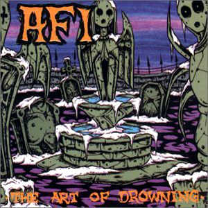 The Art Of Drowing cover (best album cover ever, in my opinion)