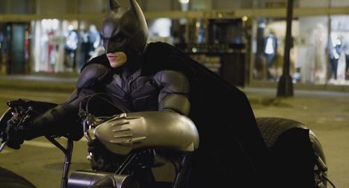 The バットマン
