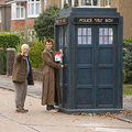 The Doctor and Wilf