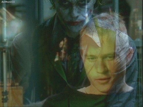 The Joker & Heath