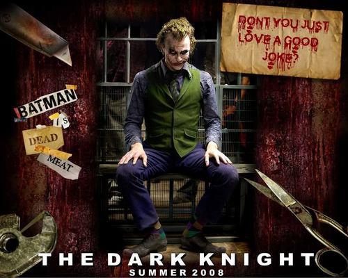 The Joker hahaha!