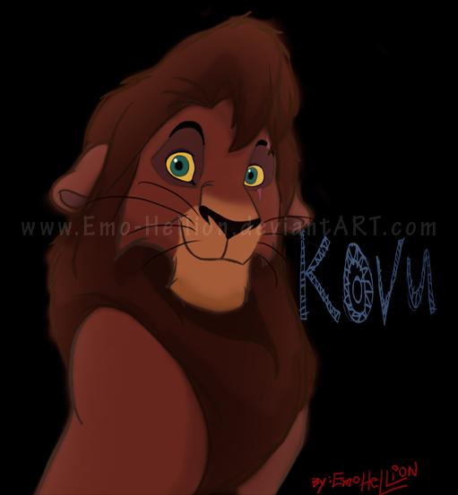 Lion king kovu - photo#24