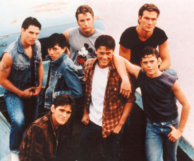 The outsiders wallpaper and background images in the charlie sheen