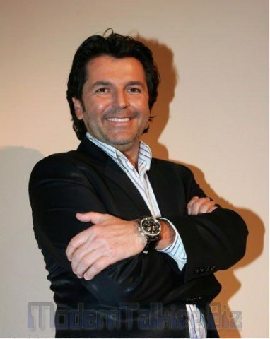 Thomas Anders wallpaper containing a business suit and a well dressed person called Thomas Anders