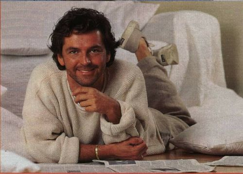 Thomas Anders achtergrond entitled Thomas Anders