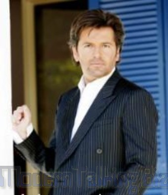 Thomas Anders Hintergrund containing a business suit, a suit, and a nadelstreifen entitled Thomas Anders
