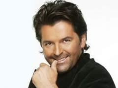 Thomas Anders Hintergrund probably containing a portrait called Thomas Anders