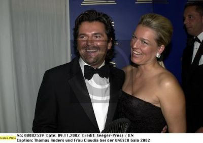 Thomas Anders fond d'écran entitled Thomas & Claudia