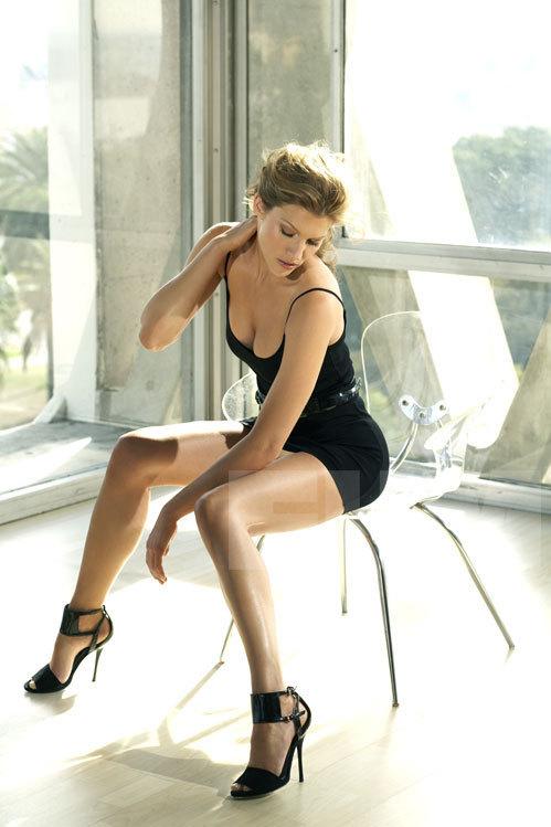Tricia Helfer | FHM Photoshoot (2008)