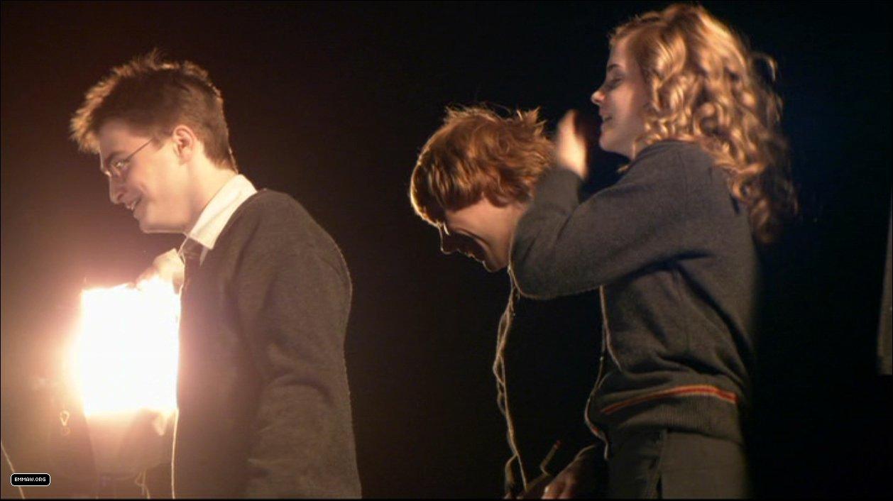 Trio - Harry Potter Photo (9457348) - Fanpop Rupert Grint
