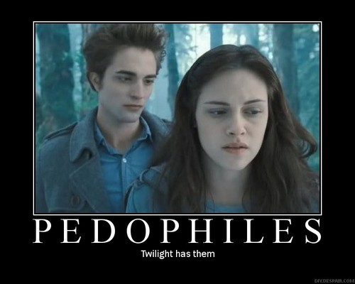Twilight promotes the worst of the worst