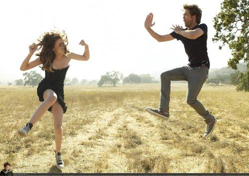 UHQ pic Robert Pattinson & Kristen Stewart from Vanity Fair photoshoot