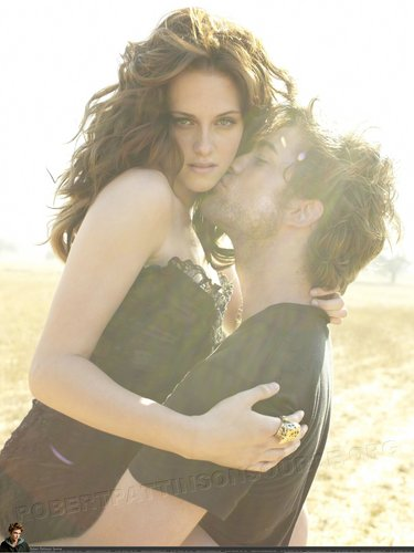 UHQ pic Robert Pattinson & Kristen Stewart from Vanity Fair photoshoot