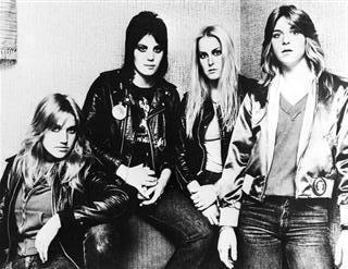 Vicki, Joan, Lita & Sandy