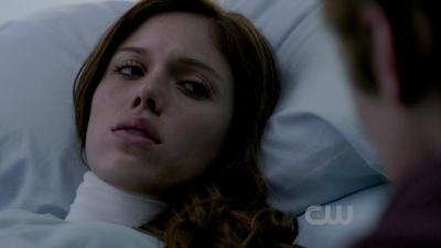 Vicki in Vampire diaries