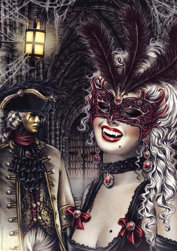 Victoria Frances, Vampire
