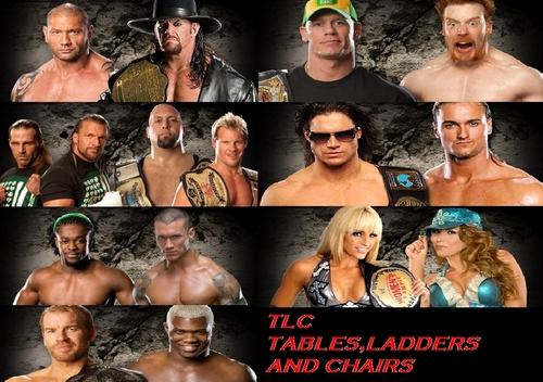 wwe TLC:Tables,Ladders,and Chairs