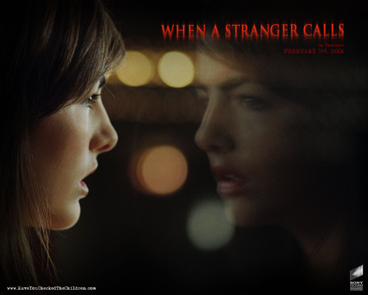 When A Stranger Calls Horror Movies Wallpaper 9482509