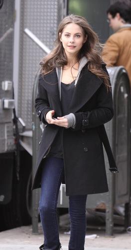 Willa On Set - Dec 15