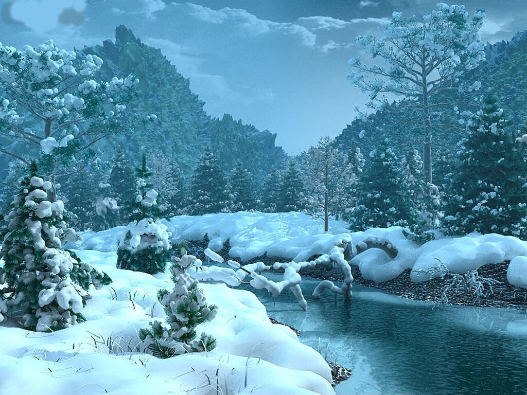 Nature's Seasons images Winter HD wallpaper and background ...