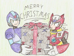 X and Zero holding a persent