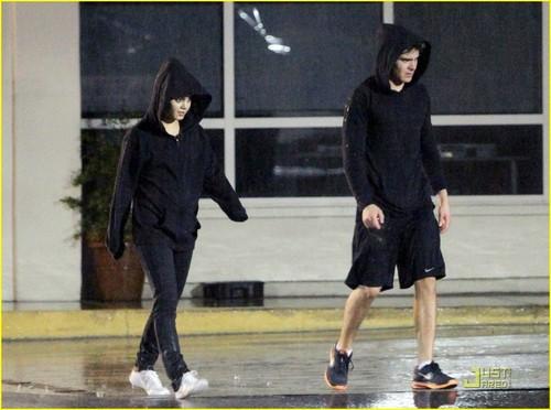 Zac & Vanessa in LA