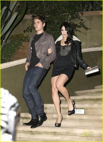 Zac & Vanessa in North Hollywood