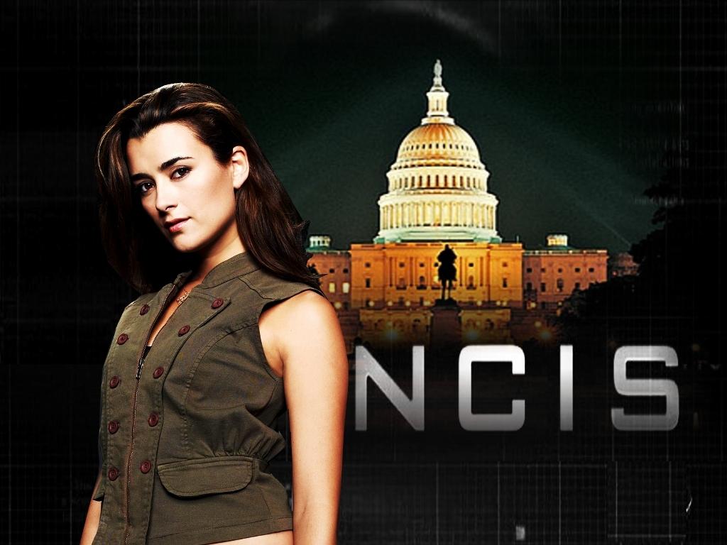 NCIS Cast Ziva David