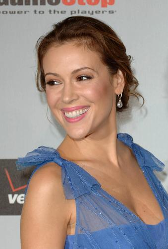 alyssa-Spike TV's 7th Annual Video Game Awards