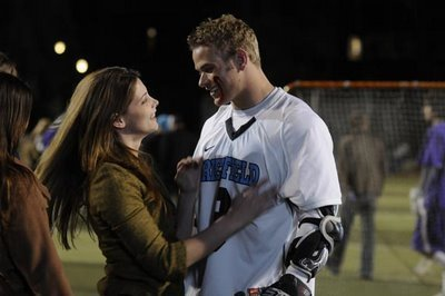 ashley greene and kellan lutz in Warrior