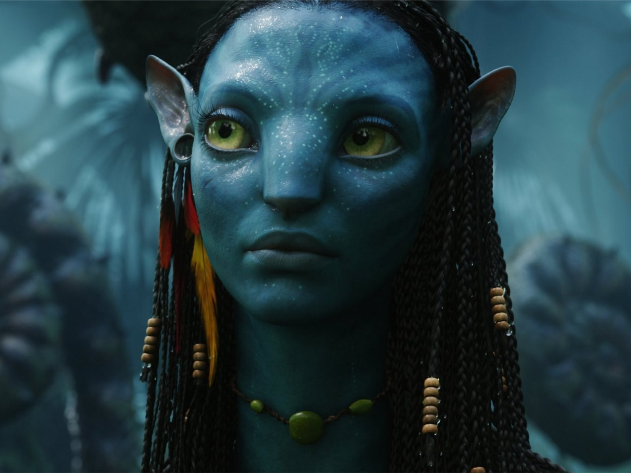 Human Nature Movie Wig