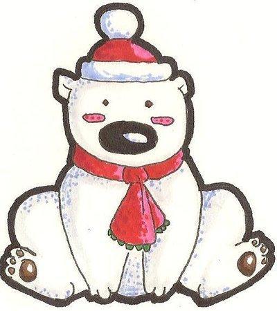 cause krisimasi bears are cute