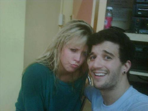 chelsie hightower! 壁紙 probably with a portrait titled chelsie and mark ballas