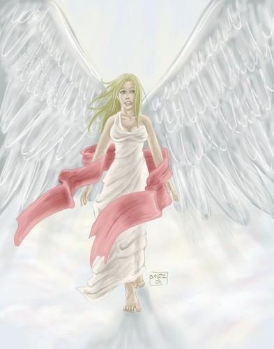 krisimasi angels