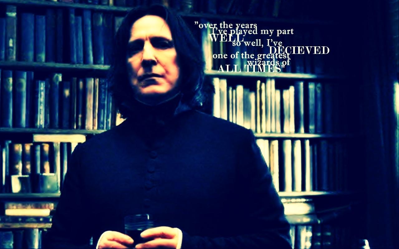 Severus Snape Quotes. QuotesGram