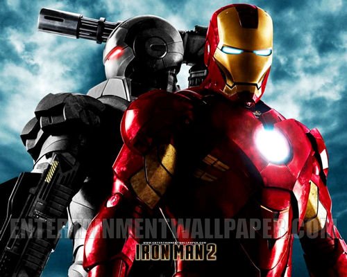 iron man 2 - iron-man-2-the-movie Wallpaper