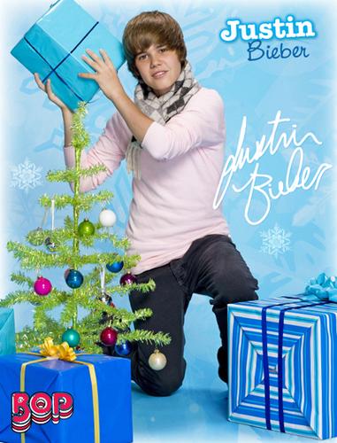 justin bop poster!