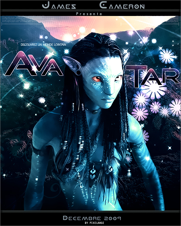 James Cameron's Avatar Images Neytiri HD Wallpaper And