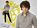 nick joe and kevin** - the-jonas-brothers wallpaper