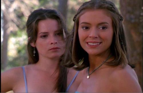 piper & phoebe-Witch Trial
