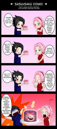 sasuke an sakura