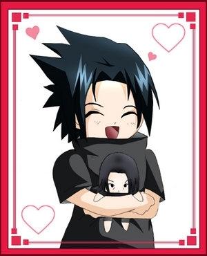 sasuke Чиби