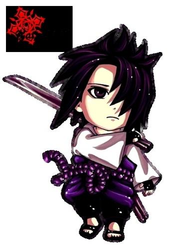 sasuke Chibi ><