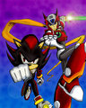 shadow and zero